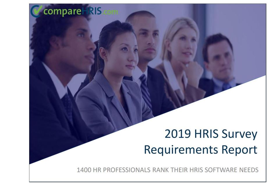 2019 HR Software Report