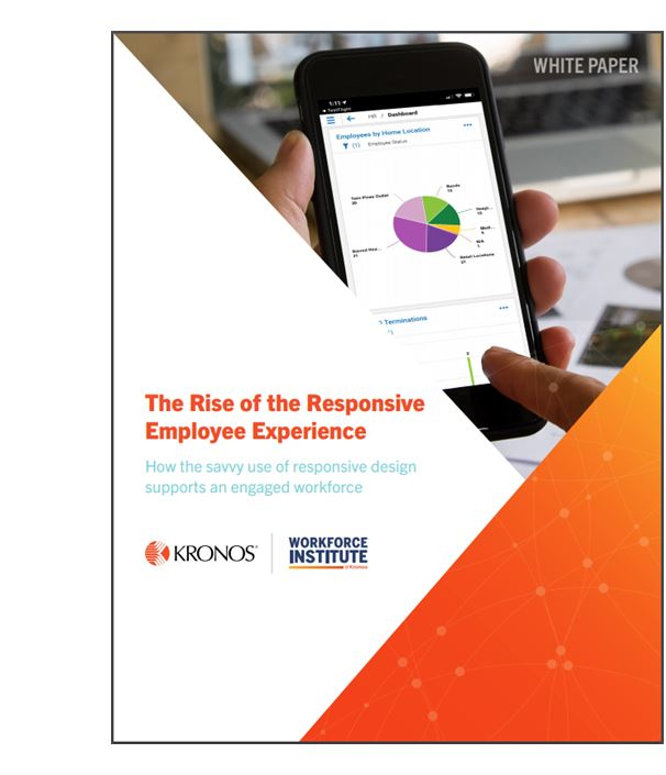 The Rise of the Responsive Employee Experience