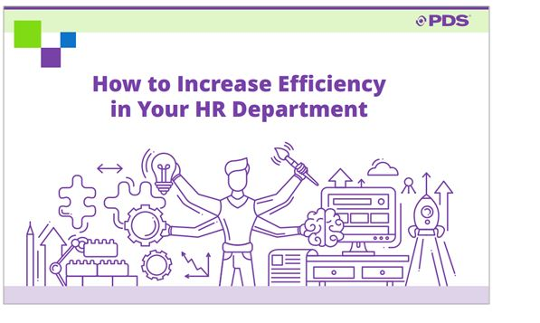 Increasing Efficiency in HR